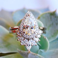 Dream wedding ring from Maggi Simpkins