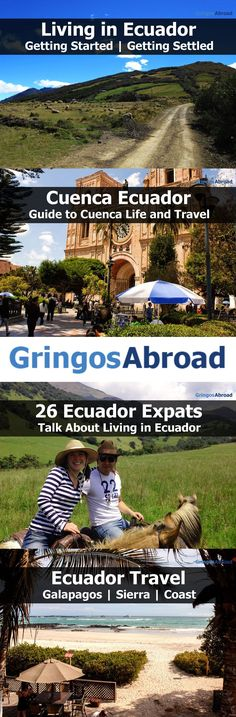GringosAbroad blog about living and traveling in Ecuador