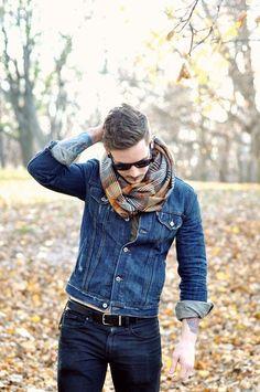 autumn mens style