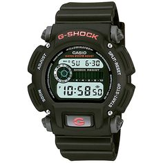 G-SHOCK DW9052-1V, With full 200M WR, Shock Resistant, 24Hr stopwatch and countdown timer, standard issue never looked this good. #casio #watches