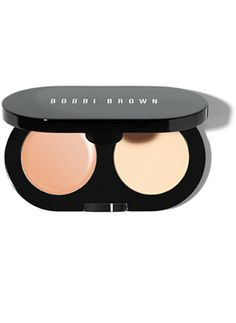 The secret to looking more awake during the morning commute product, creami conceal, makeup, brown creami, conceal kit, bobbi brown, beauti, brown conceal, eye