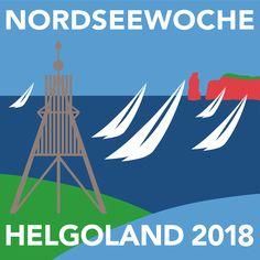 Nordseewoche | Deutschlands große Segelregatta vor Helgoland. Meldet rechtzeitig Euer Interesse, wir nehmen 2018 nur 2 Regattasegler mit :-)!