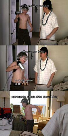 Hahahahaha!! Modern Family