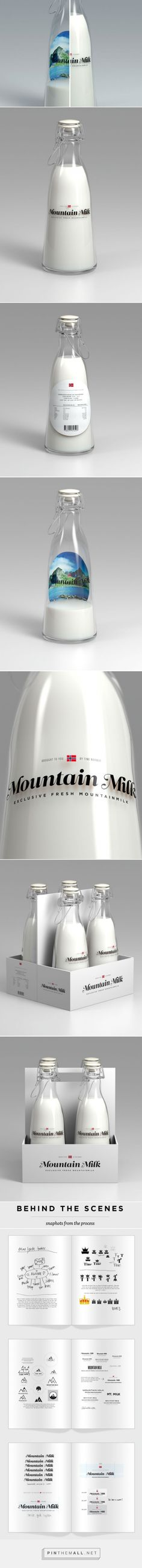 Mountain Milk (Student Work)