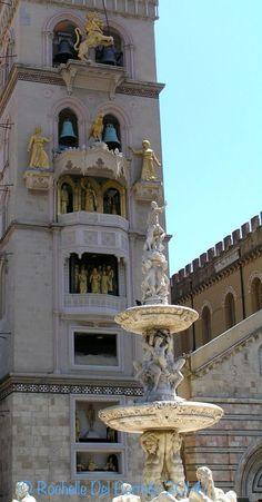 Messina Bell tower Italy