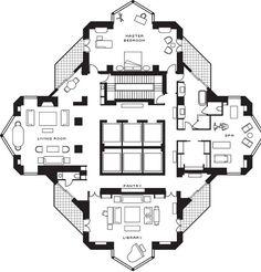 Corinthia Hotel London Penthouse Ste The Hamilton Lower