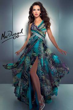 Fashion Choice Of Peacock Prom Dresses - Ocodea.com 2017