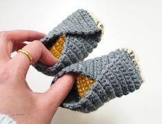 ice pandora: DIY: baby socks