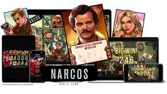 Step into the world of famous drug cartels and WIN in the latest NetEnt's video slot! Try it out now at www.eat-sleep-bet.com. Drug Cartel, Best Online Casino, Casino Games, Eat Sleep, Free Games, Slot, Drugs, Good Things
