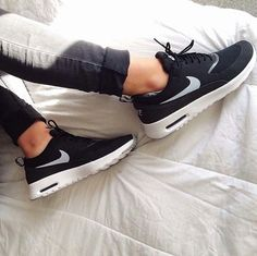 Air Max Thea - Black