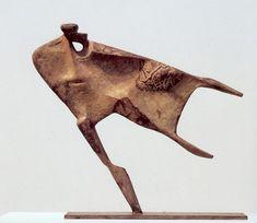 Fritz König - Paolo Francesca (1958), bronze | skulpturenmuseum-im-hofberg.de