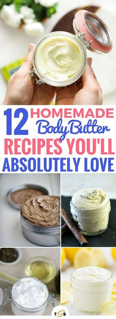 These body butter recipes are AMAZING! They're so easy to make and they make your skin feel smooth and soft. So happy to have tried these homemade body butters. Can't wait to try the rest.