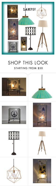 Lamps! Lamps! Lamps! by glowblocks on Polyvore featuring interior, interiors, interior design, home, home decor, interior decorating and Giclee Glow Retro Interior Design, Glamping, Night Light, Lamps, Glow, Interior Decorating, Etsy Shop, Ceiling Lights, Interiors