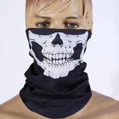 SHARE & Get it FREE | High Quality Skull Pattern Cycling Equipment Scarf Windproof Mask Multi-Function BandanasFor Fashion Lovers only:80,000+ Items • New Arrivals Daily • Affordable Casual to Chic for Every Occasion Join Sammydress: Get YOUR $50 NOW!