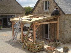 Concevoir et couvrir sa pergola en bois | Pergolas, Verandas and Porch