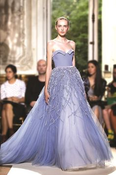Georges Hobeika Haute Couture Collection Fall 2012