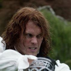 "Jamie Fraser (Sam Heughan) in Season Two of Outlander on Starz, Episode Two ""Not In Scotland Anymore"" via https://outlander-online.com/2016/04/16/1550-uhq-1080p-screencaps-of-episode-2x02-of-outlander-not-in-scotland-anymore/"