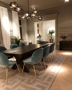 Living Room Carpet, Rugs In Living Room, Home And Living, Living Room Decor, Small Living, Modern Living, Luxury Living, Minimalist Living, Modern Dining Rooms
