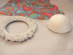 The Simple Craft Diaries: Picture Frame Pin Cushions