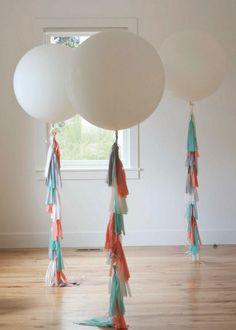 globos de latex decoracion - Buscar con Google