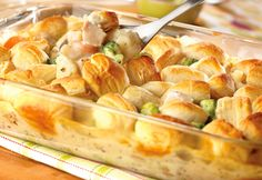 Campbell's Easy Turkey & Biscuits Recipe