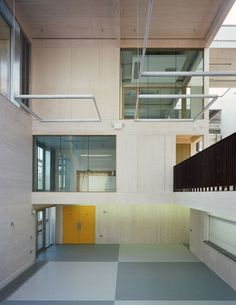 The New Generation Youth and Community Centre / RCKa