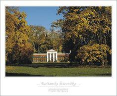 Turčianska Štiavnička - Park 5