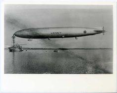 Airships in Newport
