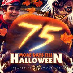 Halloween Countdown, Wonderful Time, Movie Posters, Film Poster, Billboard, Film Posters