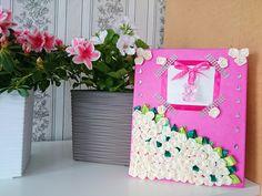 Obraz / narodziny ,chrzciny , roczek, - 25x30 cm - barbarella-br - Narodziny i chrzest Gift Wrapping, Decoration, Gifts, House, Etsy, Home Decor, Gift Wrapping Paper, Decor, Presents