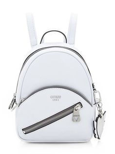Effortlessly Make Your Handbags Complement Your Outfit Every Single Time - Best Fashion Tips Cute Mini Backpacks, Stylish Backpacks, Backpack Purse, Leather Backpack, Guess Backpack, Rucksack Backpack, Fashion Bags, Fashion Backpack, Fashion Outfits