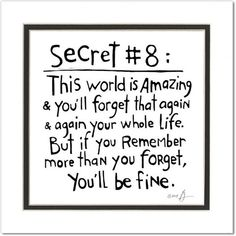 Secret #8 Prints (contemporary)