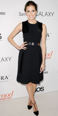 Allison Williams - Look of the Day - InStyle