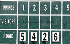 Create A Old Fashioned Score Board