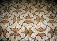 t....pelta forms mosaic