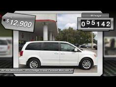 2014 Dodge Grand Caravan DeLand Daytona Orlando ER154209