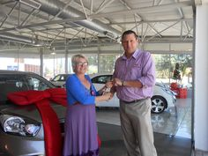 Congratulations to Mrs Swiegers with the purchase of her brand new Kia Picanto. Welcome to the Kia family.