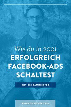 2021 gelten neue Spielregeln beim Facebook-Algorithmus: So konzipierst du deine optimale Anzeige – vom richtigen Tagesbudget bis zur frühzeitigen Erfolgsmessung. Klicke hier für mehr Infos. #ReiBaumeister #FacebookAds #FacebookAnzeigen #Leadgenerierung #OnlineMarketing