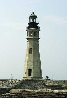 Buffalo Lighthouse, New York
