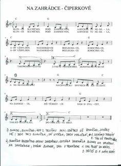 Sheet Music, Music Sheets
