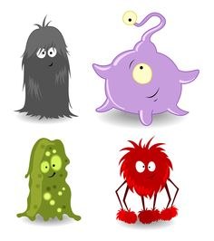 and more monsters!