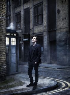 The Eleventh Doctor. I'll be your next companion/bestfriend/lover/sexmate...