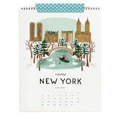 New York   Rifle Paper Co. #illustration