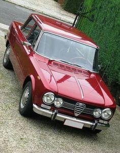Alfa Romeo Giulia super -1970