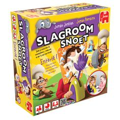 Het Pie Face spel is ook bekend als het populaire Slagroom Snoet spel. Pie Face is echt een spel voor…