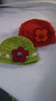 hats in various colors
