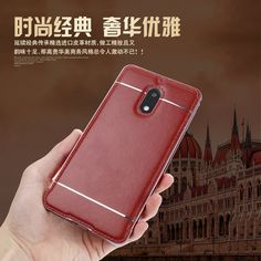 >> Click to Buy << For Nokia 6 Case Luxury Aluminum Metal Frame & PU Leather Back Cover Case For Nokia 6 5.5inch Retro Fashion Phone Case  LC2 #Affiliate