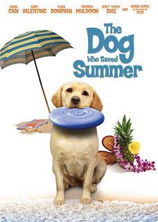 The Dog Who Saved Summer(The Dog Who Saved Summer)