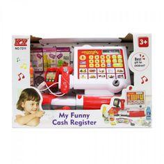Juguete REGISTRADORA PANTALLA CON ESCANER Precio 35,24€ en IguMagazine #juguetesbaratos