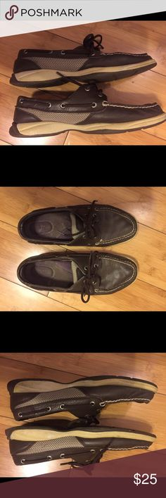 Sperry Top-Sider Loafers Well loved brown loafers 👞 👞Great Deal! Sperry Top-Sider Shoes Flats & Loafers